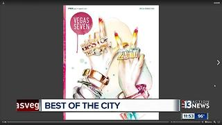 Vegas Seven's Melinda Sheckells talks about the Best of the City 2017  list - Video