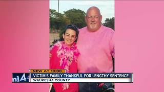 Daughter wants to thank judge who sentenced her father's killer - Video