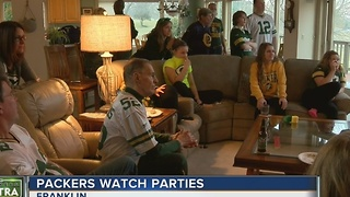 Local fans happy with Packers season despite loss - Video