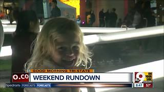 Top 9 things to do in Cincinnati this weekend: Oct. 12-15 - Video