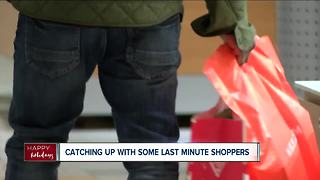 WNY hits the malls for last weekend of holiday shopping - Video
