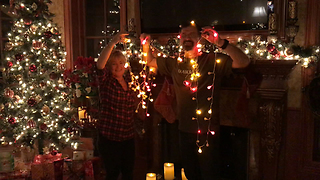 How Seniors Have Fun With Remote Control Party Lights