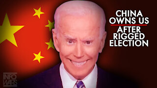 China Now Owns Our Government After Rigged Election Picks Foreign Puppet Biden