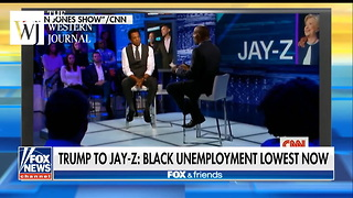After Jay-Z Belittles Trump For Low Black Unemployment, Diamond And Silk Can't Stay Silent - Video