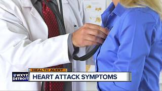 Heart attack symptoms - Video