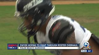 Dwyer Enters Season With Tough Obstacle Ahead - Video