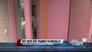 Veteran gets life-changing housing grant thanks to Representative Martha McSally - Video