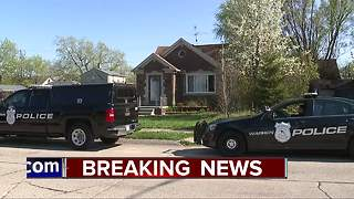 10 children, women taken to hospital from Warren home after breathing trouble - Video