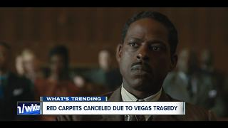 'Marshall' movie premiere canceled following Las Vegas shooting - Video