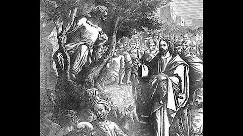 Why Do People Use Zacchaeus As An Excuse?