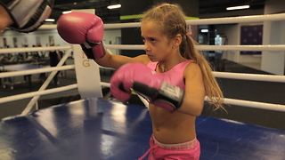 The Knockout Boxer Who's Only 9 | KICK-ASS KIDS - Video
