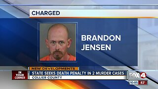 State seeks death penalty in two murder cases in Collier County