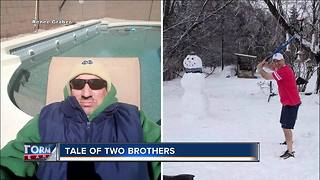 Wisconsin makes the best of Spring snowstorm - Video