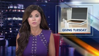 Giving Tuesday: Donate to your favorite charity