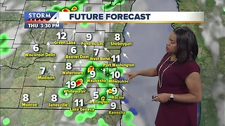 Staying Warm and Humid for Wednesday