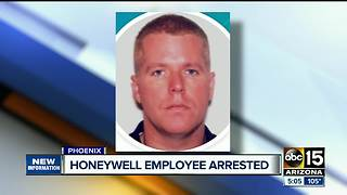First look at former Honeywell employee accused of trying to sell government secrets - Video