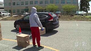 Helping those in need, Kingdom Worship Center holds food giveaway