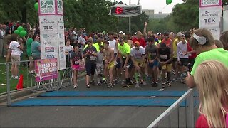 Fight Against Brain Cancer 5K this weekend