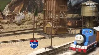I-95 Moms recommends the Treasure Coast Model Railroad Club - Video