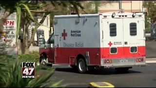 Red Cross looking for volunteers - Video