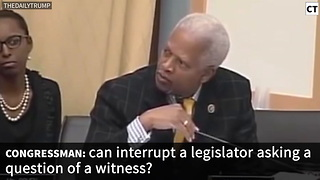 WATCH: Congressman Acts Like A Jerk, Then Congressman Shows Up And DESTROYS Him - Video