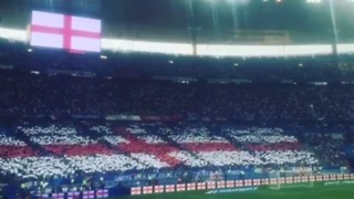 Paris Stadium Observes a Minute's Silence Before France-England Friendly - Video
