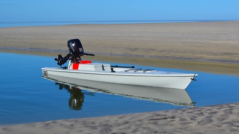 The kayak on steroids !