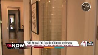 Latest housing trends on display at 70th Parade of Homes event - Video