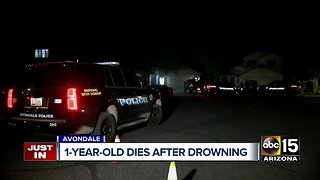 Young boy dies at hospital after being pulled from Avondale pool
