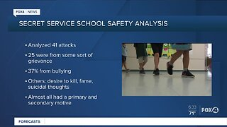 Secret Service helping in school safety