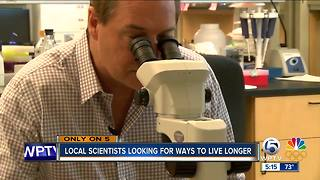 Scientists look into ways to live longer - Video