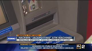 "Secret Service warns of ""jackpotting"" scam"