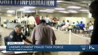 OSBI launches task force to combat unemployment fraud