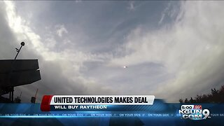 Raytheon and United Technologies reach deal