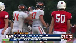 Coweata vs Metro Christian - Video