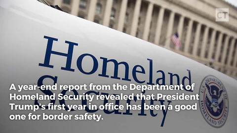 Illegal Immigration Arrests Up; Border Crossings Down