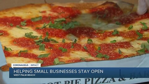 West Palm Beach launches new program to help small business amid economic downturn