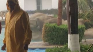 Tropical Storm Lidia Nears Mexican Resort City Cabo San Lucas - Video
