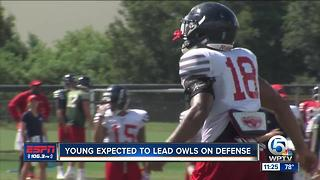 Owls Look To Young To Lead The Way - Video