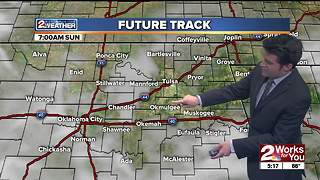 Saturday Evening Weathercast - Video