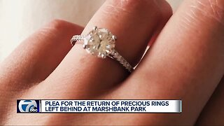 West Bloomfield mother hopes missing rings returned to police department