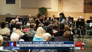 Tehachapi Symphony Orchestra finds a way for the show to go on despite COVID-19 pandemic