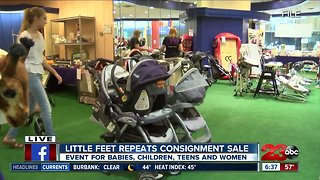 Toys Popular at Consignment Sale