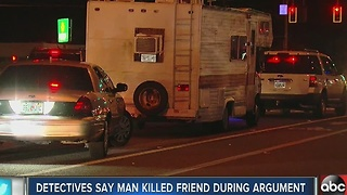 Argument between friends leads to fatal shooting - Video