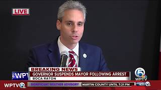 Acting mayor of Boca Raton speaks on suspension of Susan Haynie
