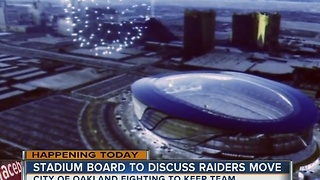State board tasked with selecting stadium site - Video