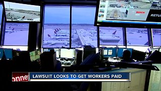Air Traffic Controllers Association suing Government over shutdown