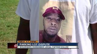 Memorial held for Markeis McGlockton, man fatally shot outside of Clearwater convenience store