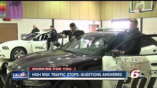 High risk traffic stops: Avoiding conflict with police - Video