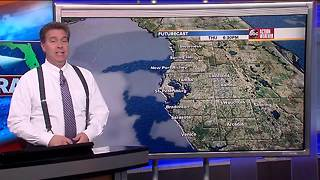 Florida's Most Accurate Forecast with Denis Phillips on Tuesday, February 13, 2017
